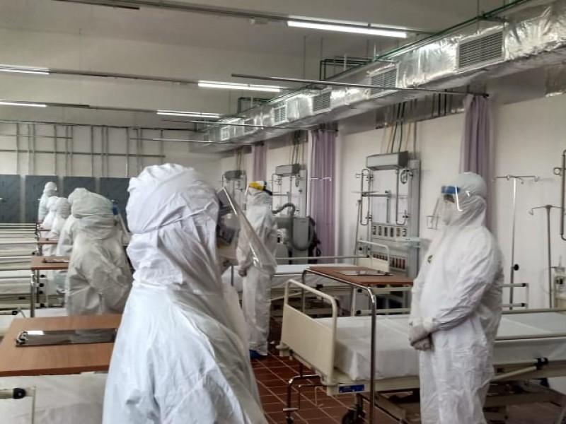 Evalúan medidas para evitar saturación hospitalaria en Tuxpan