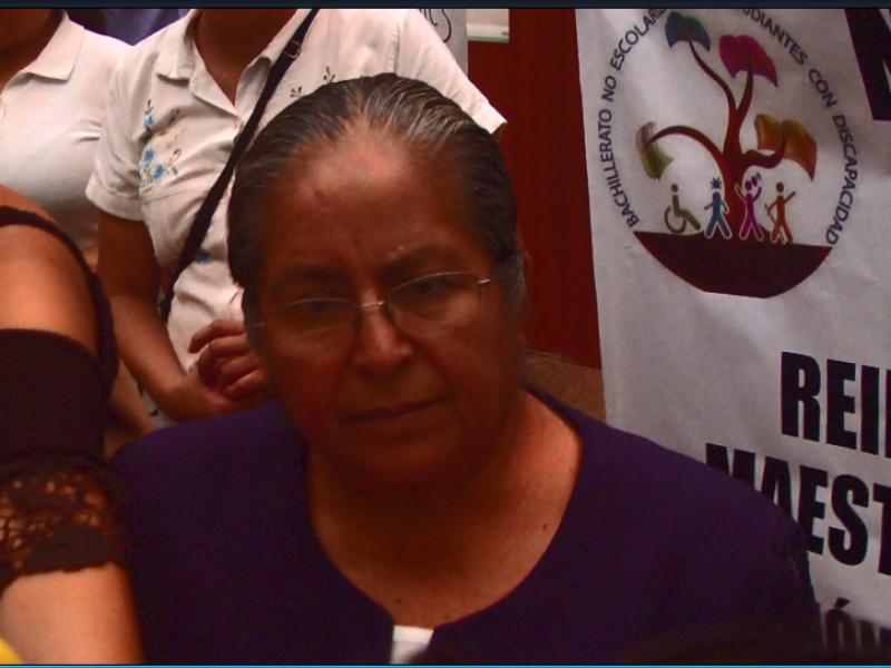 Evitó diputada especulaciones ante renuncia de Maria Eugenia