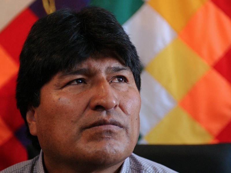 Evo Morales celebrará trece años de Gobierno