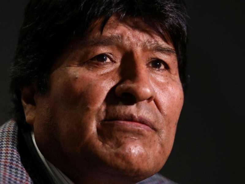 Evo Morales insiste en negar fraude electoral