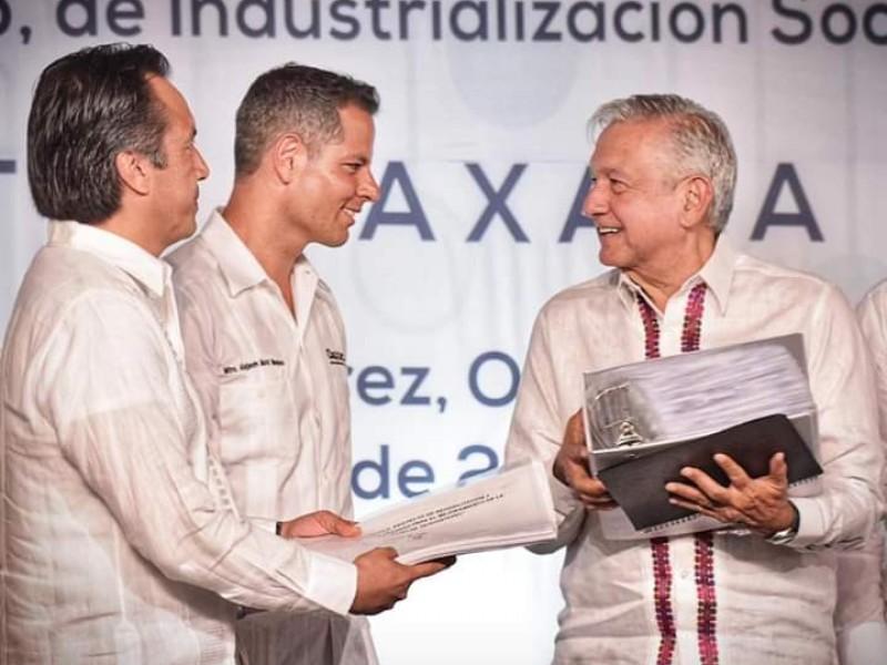 Excluyen a indígenas en el Pacto Oaxaca