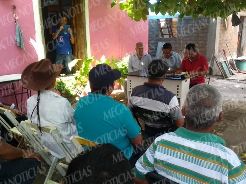 Excluyen a pescadores en el programa BIENPESCA