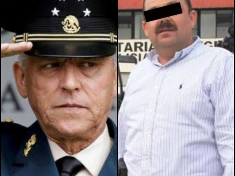 Exfiscal Edgar Veytia incriminó a General Salvador Cienfuegos
