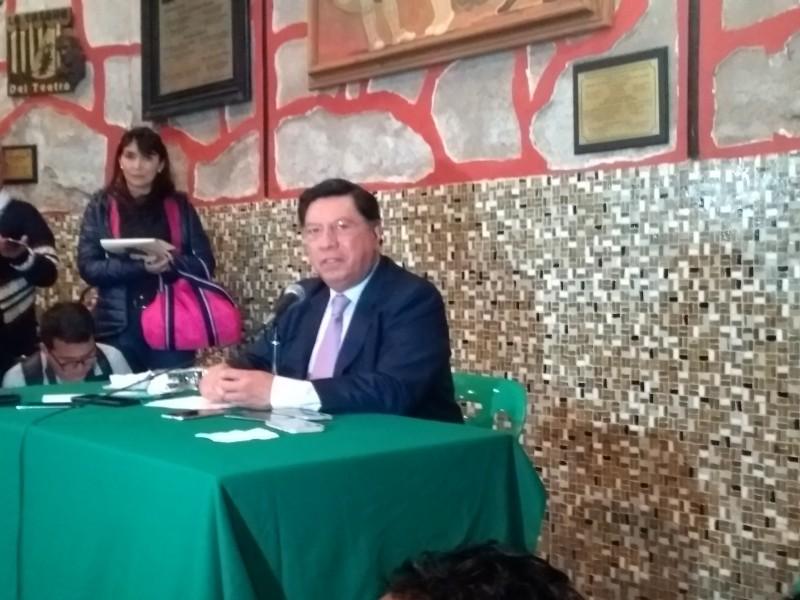 Exgobernador interpondrá denuncias contra funcionarios de la PGJ