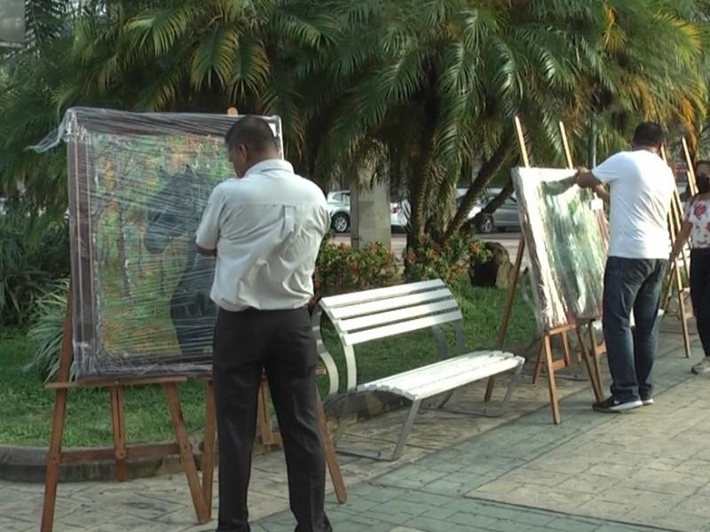 Exhiben paisajes emblemáticos de Veracruz