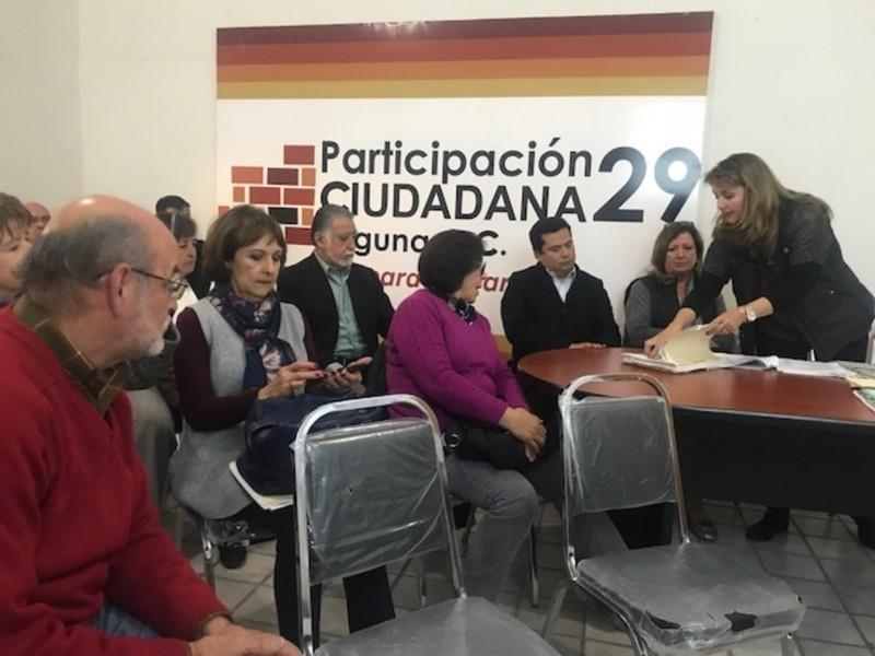 Exhortan a ciudadanos para involucrarse en temas políticos