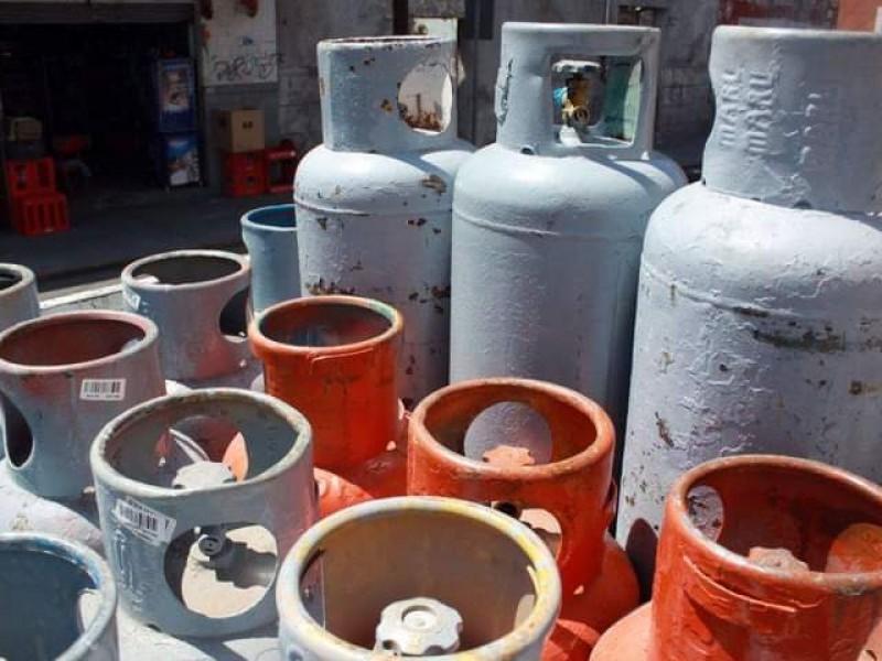 Exhortan a gaseras a evaluar estado de los cilindros