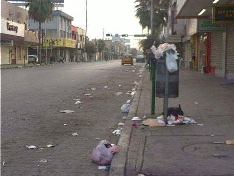 Exigen a peregrinos no dejar basura