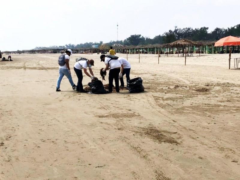Exhortan a turistas a mantener limpias las zonas públicas
