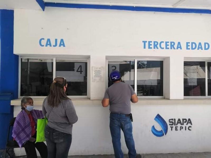 Exige CANACO auditar SIAPA Tepic por altos cobros a empresas