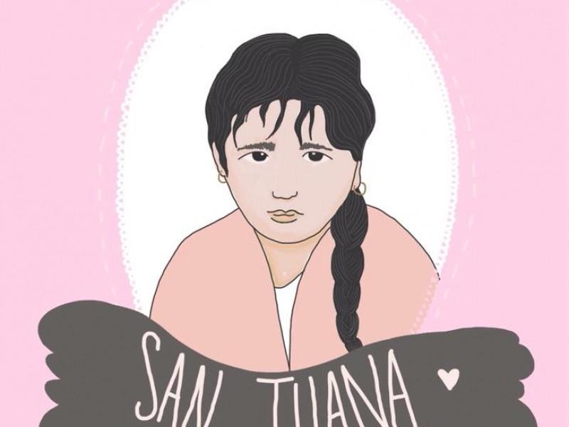 Exige Claudia Corichi justicia para San Juana