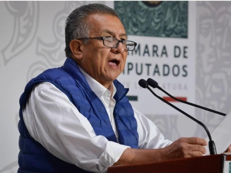 Exige Morena separación de Saúl Huerta