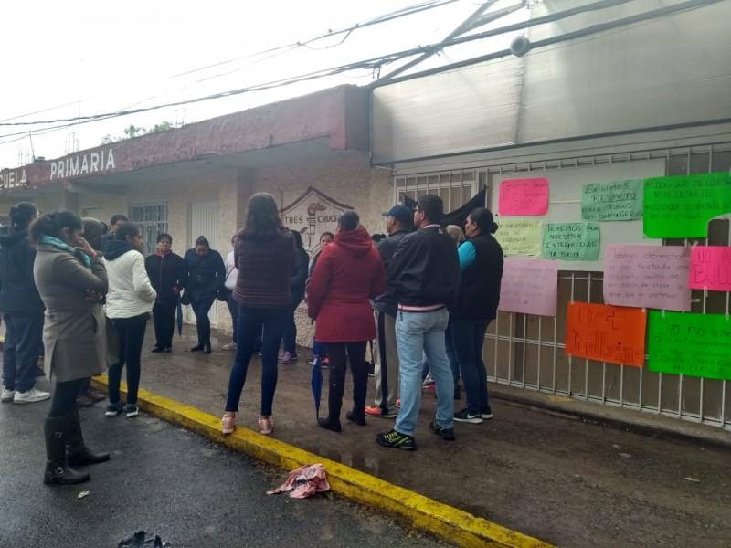 Exigen alto al bullying en la Salvador Varela