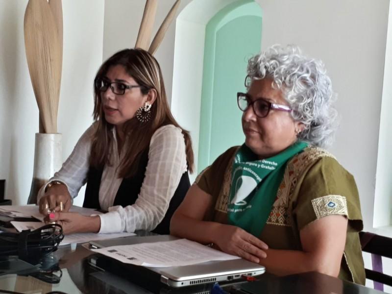 Exigen despenalizacion del aborto en Veracruz