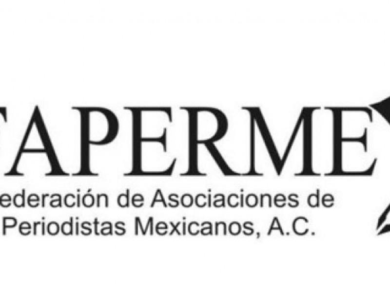 Exigen disculpa pública para reportera agredida por funcionario de Chiapas