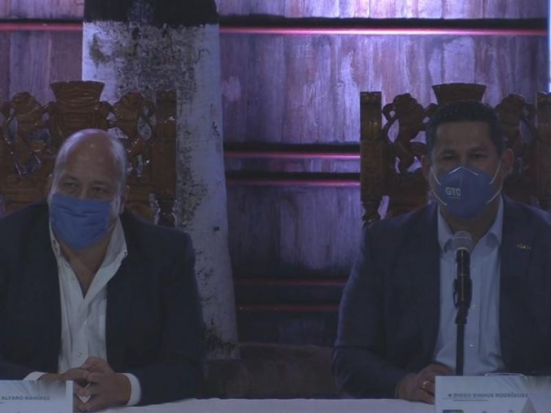 Exigen gobernadores de Jalisco y Guanajuato reactivación de presa Zapotillo