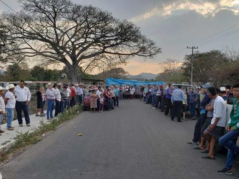 Exigen justicia en Chiapas