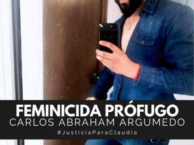 Exigen justicia para Claudia, joven asesinada en Saltillo