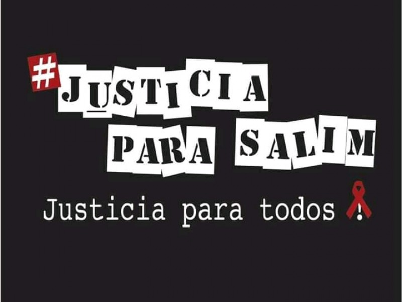 Exigen justicia para el empresario Salim Acosta