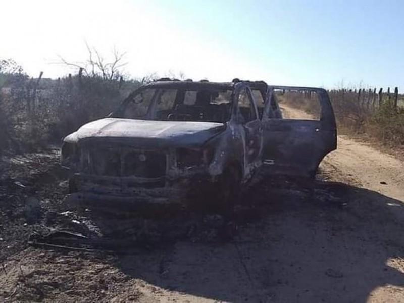 Exigen justicia para las 19 personas calcinadas en Tamaulipas