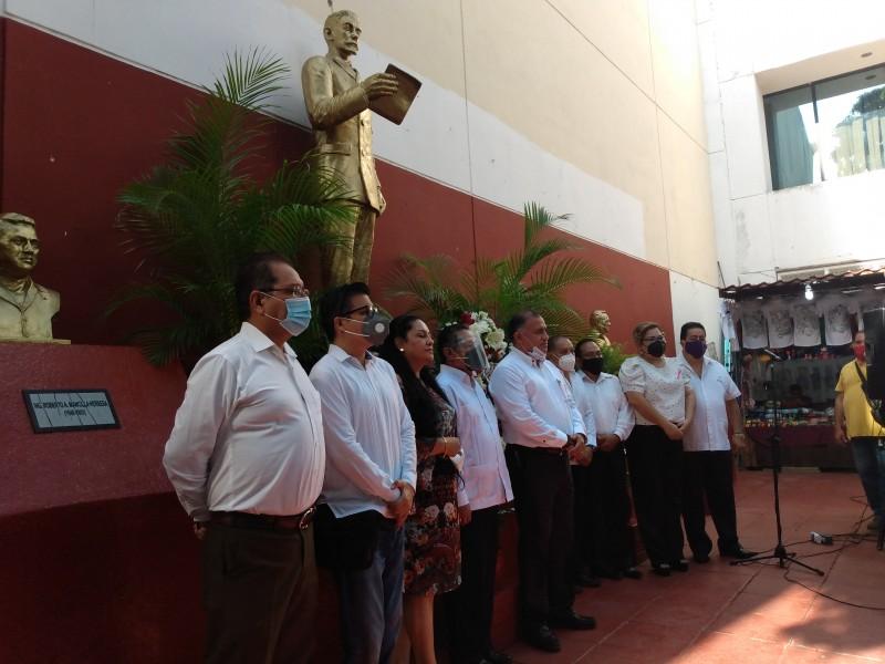 Exigen justicia para Mario Gómez en Chiapas