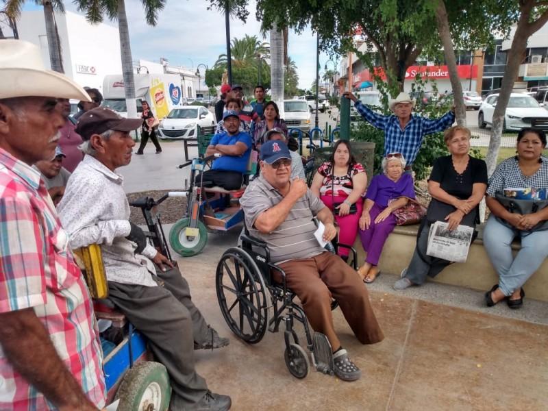 Exigen mayores apoyos personas con discapacidad