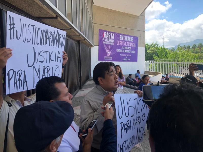 Exigen medidas cautelares periodistas de Chiapas