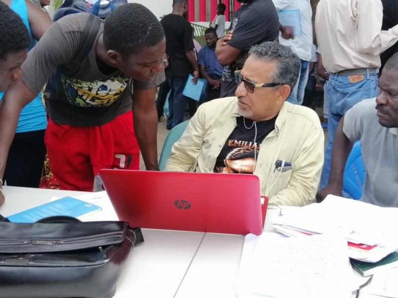 Exigen medidas precautorias para migrantes africanos