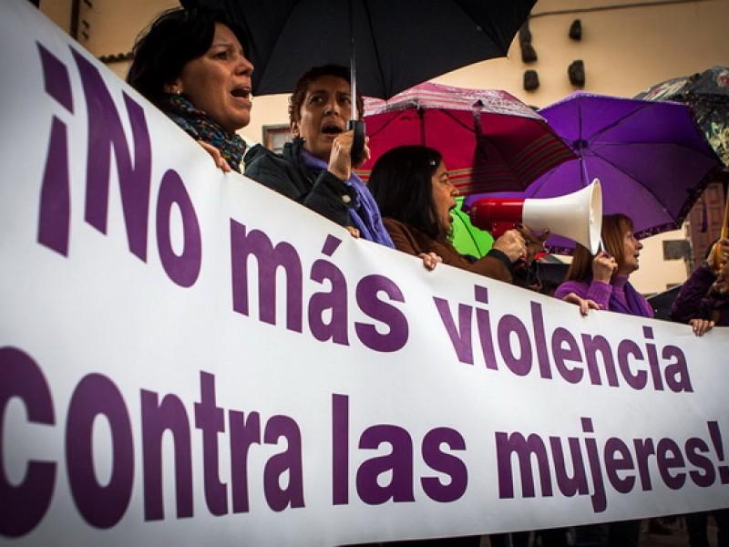 Exigen protección para mujeres violentadas.