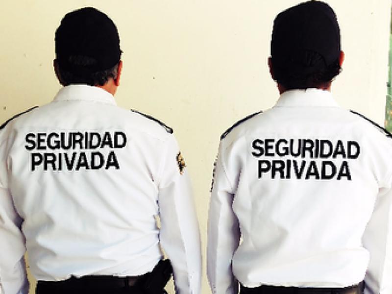 Abundan empresas irregulares de seguridad privada en México