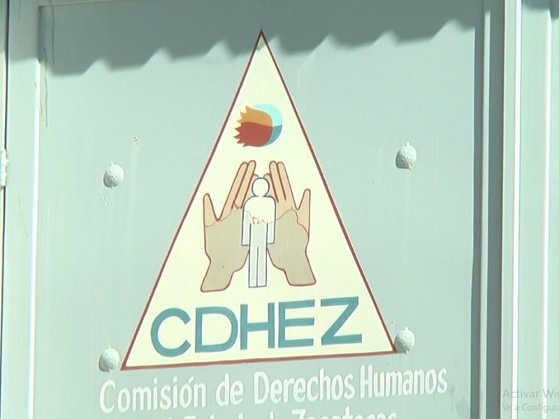Existen pendientes dentro de la CDHEZ
