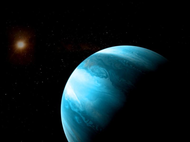 Exoplaneta desafía modelos formativos de sistemas planetarios