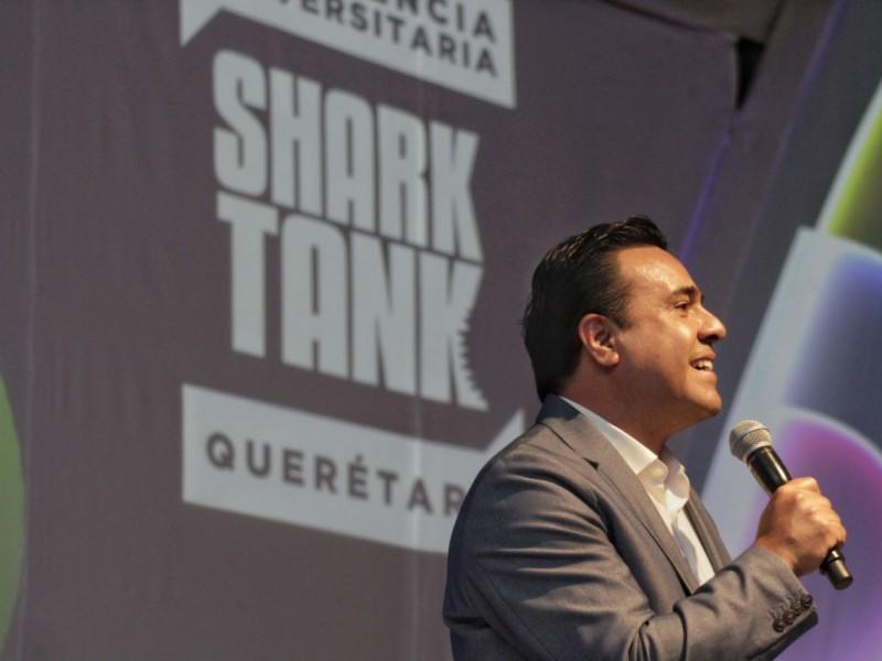 Experiencia Universitaria Shark Tank Querétaro