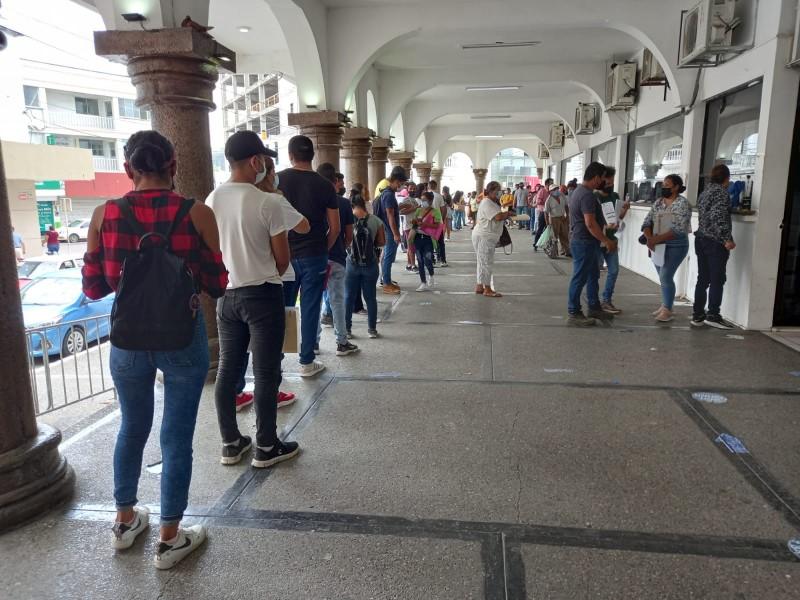 Expidieron 2 mil 500 constancias de residencia en Tuxpan
