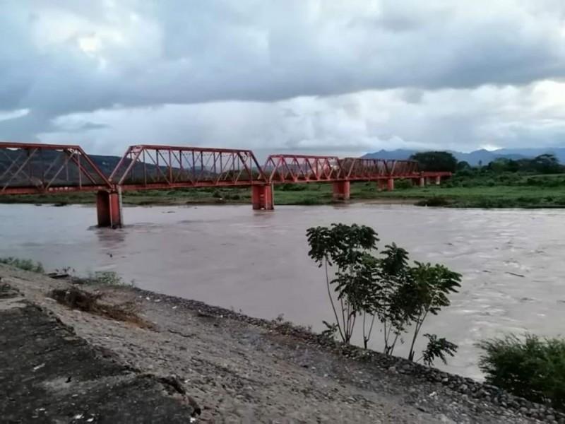 Explica Proteccion Civil monitoreo de ríos en Nayarit