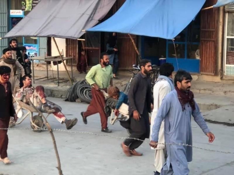 Explosión cerca del aeropuerto de Kabul. Hay heridos