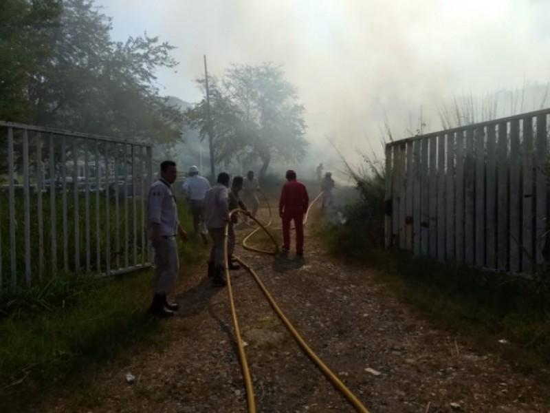 Explosión de ducto en Poza Rica deja 5 lesionados