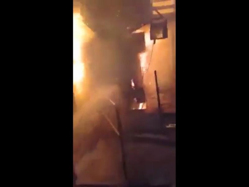 Explosión en AHMSA deja a 11 trabajadores heridos