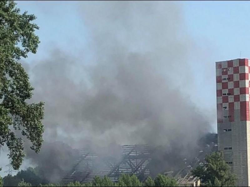 Explosión en almacén de granos en Francia
