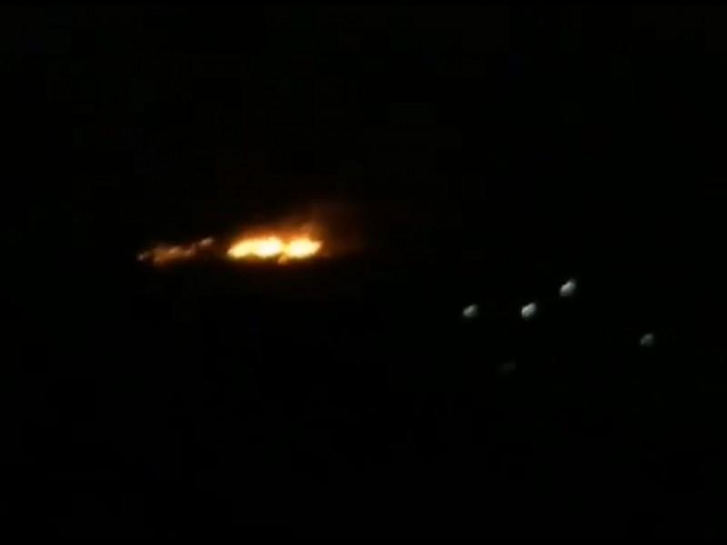 Explosión en gasera del municipio de Apan