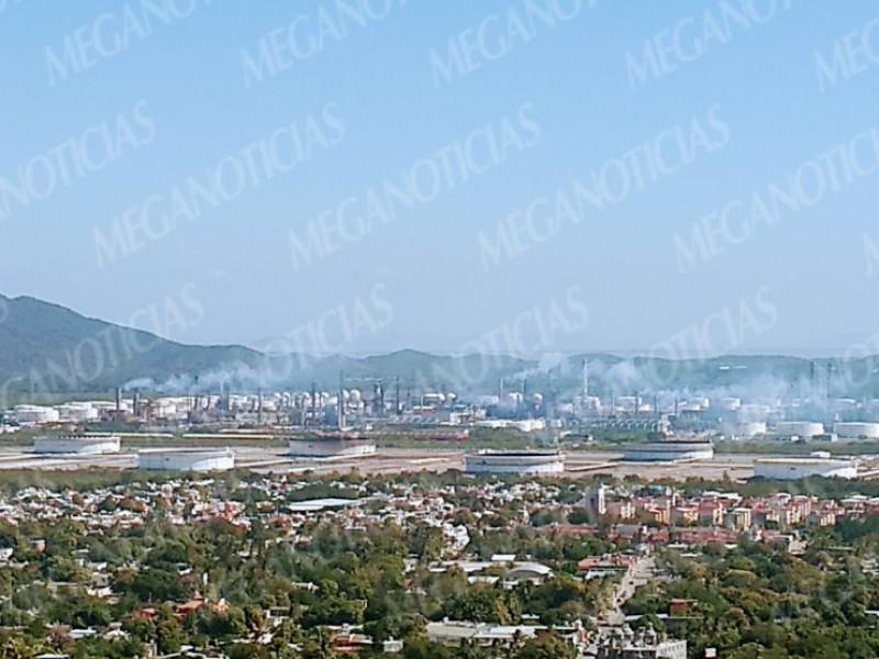 Explosión en la refinería de Salina Cruz