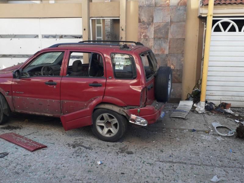 Explosión en Real de Guadalupe no deja lesionados