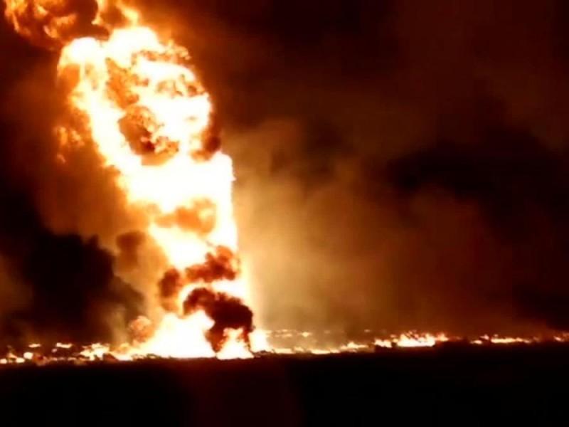 Explosión en toma deja 20 muertos en Hidalgo