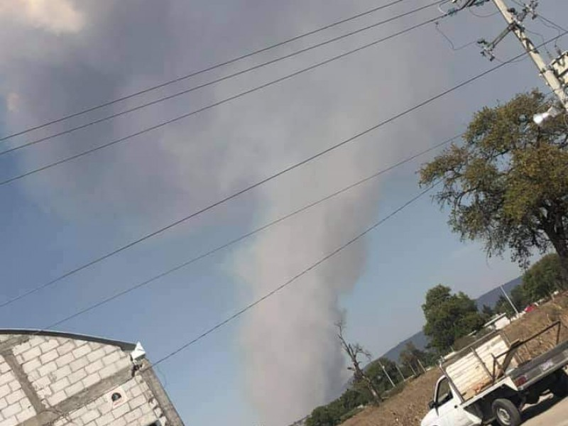 Explosión en vivienda de Cuapiaxtla, causa alarma en pobladores