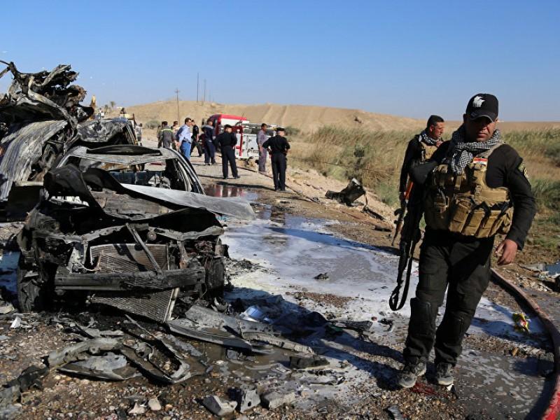 Explota coche bomba frente a restaurante en Irak