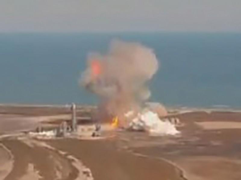 Explota prototipo de SpaceX Starship al aterrizar en prueba