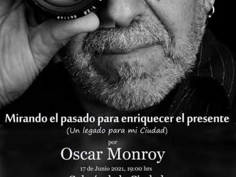 Expondrá trabajo fotográfico maestro Óscar Monroy