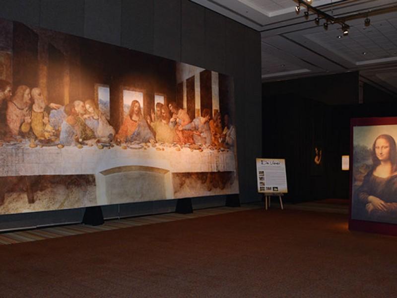 Exposición de Leonardo Da Vinci llega a Puebla