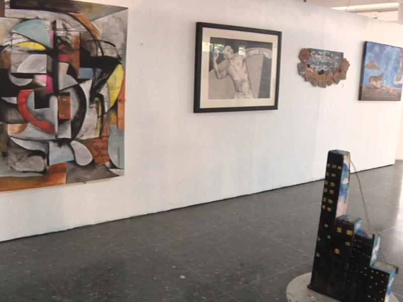 Expondrán pinturas en museo hasta octubre