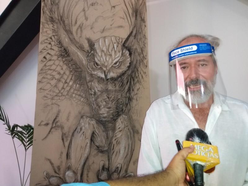 Expresiones artísticas en Chiapas en cuarentena